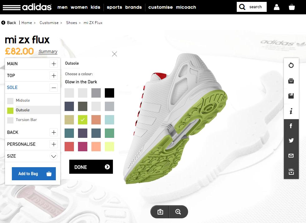 Customise Adidas Shoes Uk