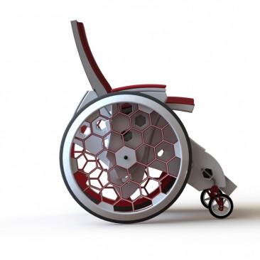 The Polymer Wheelchair