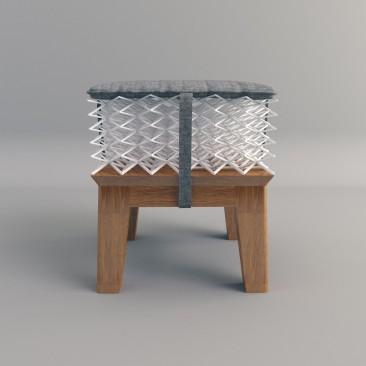 Masters Project – LATTICE Closed Loop Furniture